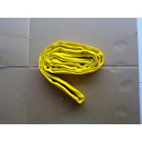 Buy cheap Flexible Yellow Polyester Endless Round Sling 3000Kg For Port Loading from wholesalers