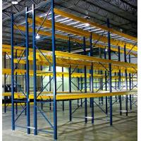 Quality 1 – 4 Tons / Layer Warehouse Steel Shelving For Volume Cargo With Few Categories for sale