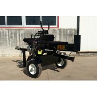 Buy cheap Two Stage Pump 22 Ton Log Splitter , High Capacity Hydraulic Log Splitter from wholesalers