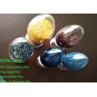 Quality Inorganic Nano Antibacterial Masterbatch Food Grade For Engineering Plastic for sale