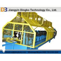 Quality Automated Steel Profile Roll Forming Machine , Sheet Metal Forming Equipment for sale