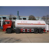 Quality Hydraulic Control Transport Semi Trailer For Liquid Natural Gas for sale