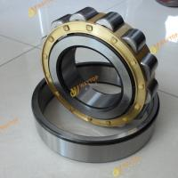 Straight Bore Cylindrical Roller Bearing Nylon Cage For Industry Machinery