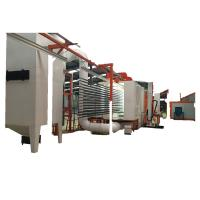 Quality Powder Coating Wood Finish Machine For Aluminum for sale