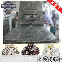 Quality CTC series Chocolate enrobing candy bar production line for sale