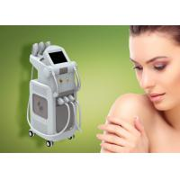 Quality Skin Care Multifunction Beauty Machine Vertical E Light Ipl Machine With 4 Handles for sale