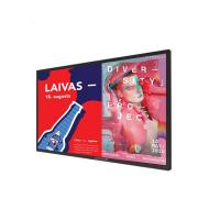 Quality Outdoor / Indoor Front Service Lcd Advertising Screen Wall Mount Installation for sale
