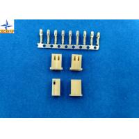Quality Nylon66 Material 2.54mm Pitch Connector, Crimp Style Connectors From 2pin To 20pin Circuits for sale
