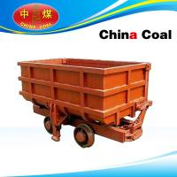 Quality U type mining bucket-tipping car for sale