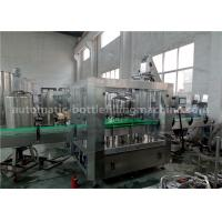 Quality 3000BPH Automatic Bottle Filling Machine High Stability With Glass Bottle for sale