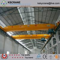 Quality Wire Rope Sling Type and New Condition Electric Hoist Trolley Overhead Cranes for sale