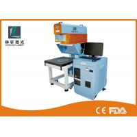 Quality 3D Dynamic RF CO2 Laser Marking Machine 100W Air Cooling For Acrylic Lgp Dots for sale