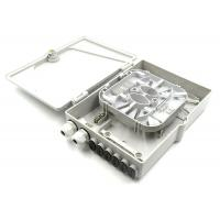 Quality Frog Wall Mount Termination Box , 12 Fiber Ftth Termination Box For Networking Devices for sale