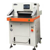 Quality High Speed Spin Cutter Semi Automatic Paper Cutting Machine For A3 Size Paper for sale