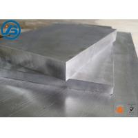 Quality Customized Magnesium Rare Earth Alloy WE54A WE43A Magnesium Alloy for sale