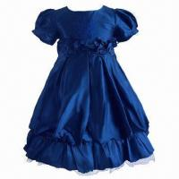 Buy cheap Girls' Dress, Hot Sale Style, No Itch or Irritation to Skin from wholesalers