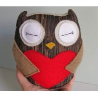 Buy cheap Cute Owl Plush Stuffed Toys from Wholesalers