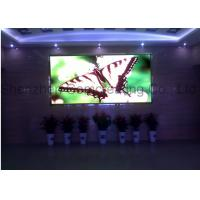 Quality Advertising LED message board / Commercial LED screen pixel pitch Seamless Connection for sale