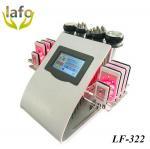 Quality 2017 HOT SALE 650NM Lipo Laser / Lipo Laser Cavitation/ 5 IN 1 Vacuum Cavitation RF Lipo Laser Machine For Sale for sale