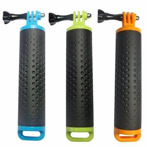 Quality Universal Waterproof Floaty Selfie Grip Bobber Floating For Go Pro 4 3+ 4 Session SJCAM Xiaomi Yi SJ4000 for sale