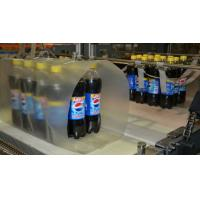 China Multifunctional Sleeve Shrink Wrap Machine for Carbonated drinks Filling Plant on sale