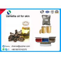 Quality Professional 99% Assay Essential Camellia Seed Oil for Skin / Hair / Face for sale
