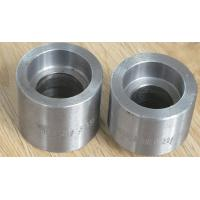 Quality Sch80 Carbon Steel Socket Weld Coupling , Mild Steel Pipe Fittings for sale
