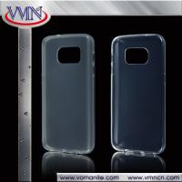Quality Factory price matte soft tpu pudding case cover for samsung galaxy s7 for sale