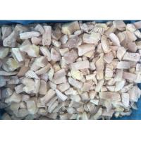 Quality High Grade IQF Mushrooms / Cultivated Oyster Mushroom Frozen Food for sale