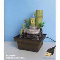 Quality USB fountain ,polyresin fountain for sale