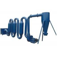 Quality Wet wood sawdust pipe dryer machine for making wood briquettes or pellet for sale