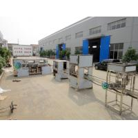 Quality SS304 Linear 5 Gallon Water Filling Machine , 900bph Water Filling System for sale