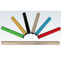 Quality 28MM ABS Cover Iron Glossy Coated Lean Pipe , Bright Color Composite Pipe for sale
