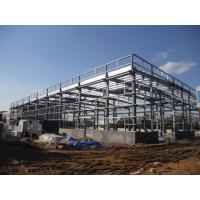 Quality Prefabricated Steel Structure Storage Warehouse with Low Cost for sale