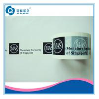 Quality Transparent Security Packaging Tape For Box , Tamper Seal Tape For Bag for sale