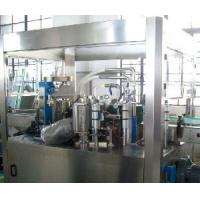 Quality SSW-4000A Hot Melt Glue Labeling Machine for sale