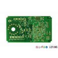 Quality Immersion Gold Fr4 Copper Clad Circuit Board PCB 2 Layers For Security Equipments for sale