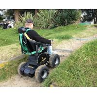China Climbing stairs electric motorized wheel chair OB-EW-030 4WD Electric Carrier on sale
