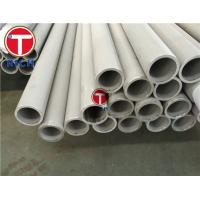 Quality Cold Drawn / Cold Rolled Alloy Steel Pipe Seamless 34CrMo4 42CrMo4 42CrMo For Engineering for sale