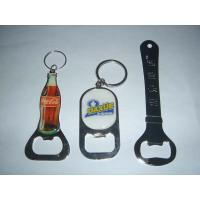 Quality Bottle Shape Custom logo printing Bottle openers,Can openers for sale