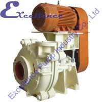 Quality Large Capacity Corrosion Resistant Horizontal Slurry Pump For Mineral Processing for sale