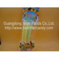 Quality Multi Fruit Flavor Long CC Stick Candy / Sweets Lowest Calorie Candy Bar for sale
