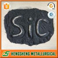 Buy cheap The manufacturer supply Black Silicon Carbide powder granules from Wholesalers