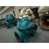 Quality High Capacity Double Suction Volute Pump / Water Pump For Agricultural Irrigation for sale