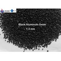 Quality Anti Slip Construction Material Blast Media Aluminum Oxide Sand 50 Lb 0.4 - 1 Mm Size For Pavement for sale