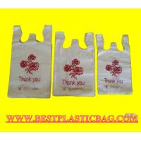 Quality HDPE virgin transparent clear food grade plastic bags on roll for sale