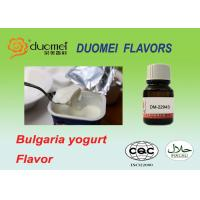 Quality Bulgaria Yoghurt Cold Drink Flavours Ice Cream Flavors Liquid Form for sale