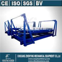 Buy High Capapcity Polycrystalline Silicon Vibrating Screen at wholesale prices
