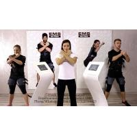Quality Body Strong Fitness Equipment / Timesaving EMS Fitness Muscle Stimulation Therapy for sale