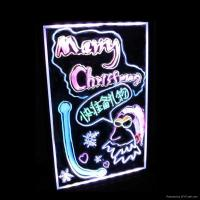 Quality Flashing led sign board 800mm*600mm for sale